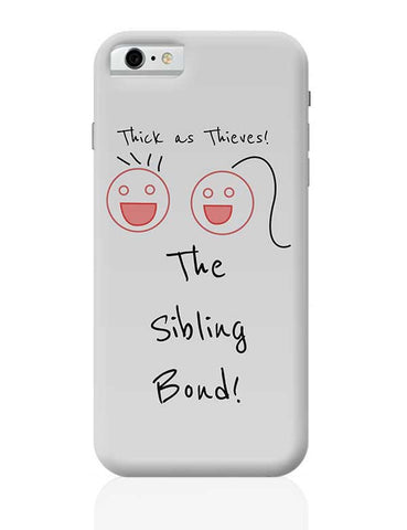 Rakshabandhan, Raakhi, Rakhdi, Sister, Brother, Sibling, Bro, Sis, Festival, Gift, Special iPhone 6 / 6S Covers Cases