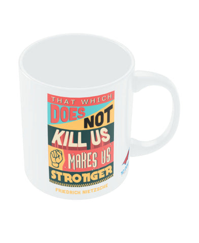 NASSCOM Stronger Quote Mug