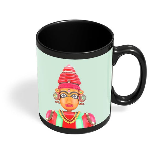 Nangyar Black Coffee Mug Online India