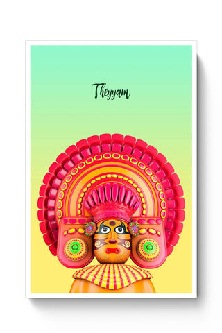 Buy Theyyam Poster