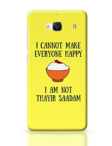 Happiness = Thayir Saadam Redmi 2 / Redmi 2 Prime Covers Cases Online India