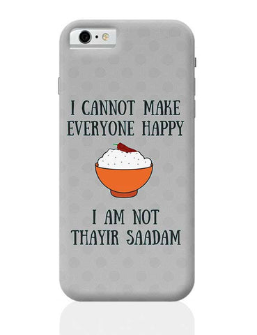 Eat Sleep Kaapi Repeat iPhone 6 / 6S Covers Cases