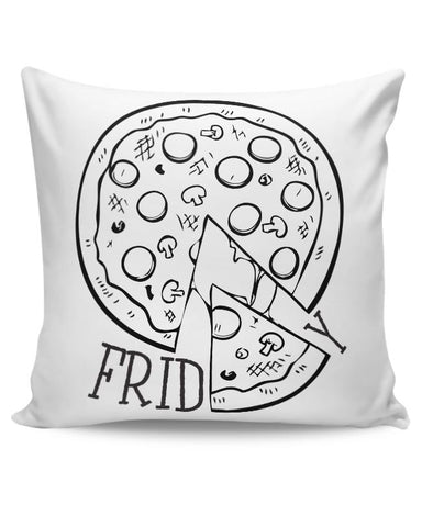 Cheesy Friday Cushion Cover Online India