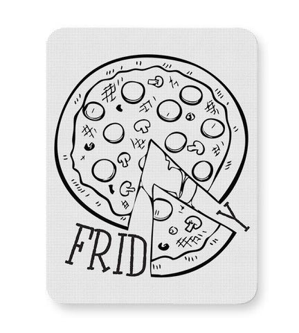 Cheesy Friday Mousepad Online India