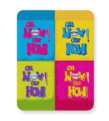 The Wow Pop! Mousepad Online India