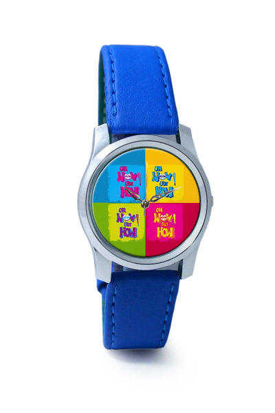 Women Wrist Watch India | The Wow Pop! Wrist Watch Online India