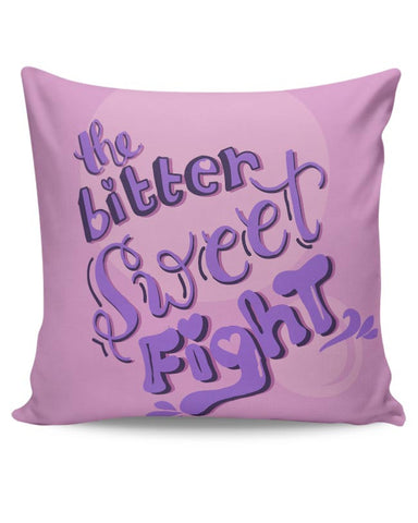 The fight Cushion Cover Online India