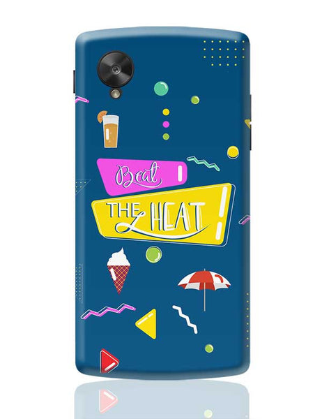 Summer Love Google Nexus 5 Covers Cases Online India