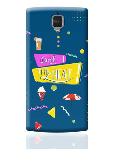 Summer Love OnePlus 3 Covers Cases Online India