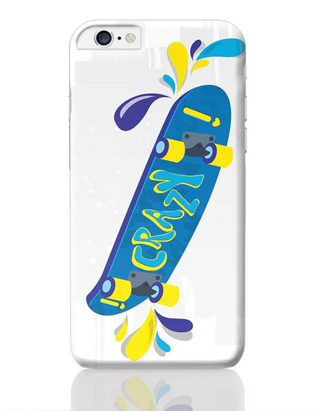 Skate down in bright colors! iPhone 6 Plus / 6S Plus Covers Cases Online India