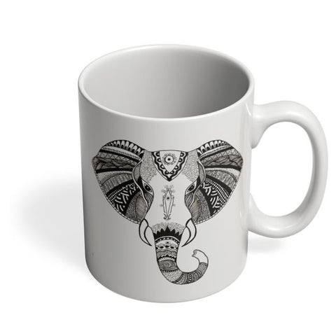 The Magnificent Pachyderm Coffee Mug Online India