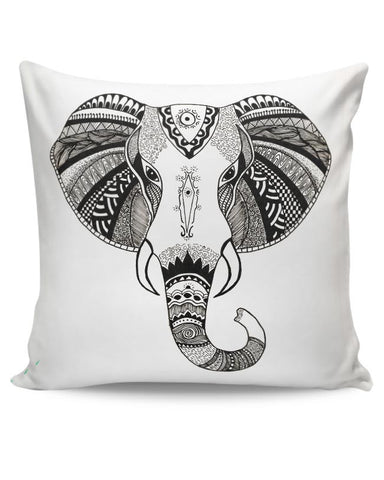 The Magnificent Pachyderm Cushion Cover Online India
