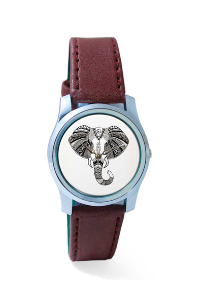 Women Wrist Watch India | The Magnificent Pachyderm Wrist Watch Online India