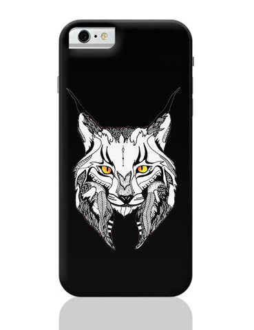 Lynx with the coolest eyes iPhone 6 / 6S Covers Cases