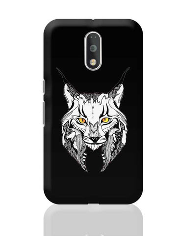 Lynx with the coolest eyes Moto G4 Plus Online India