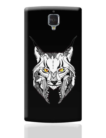 Lynx with the coolest eyes OnePlus 3 Covers Cases Online India