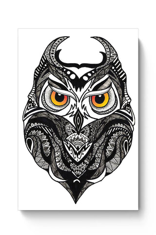 Buy Owl Nightwatcher Poster