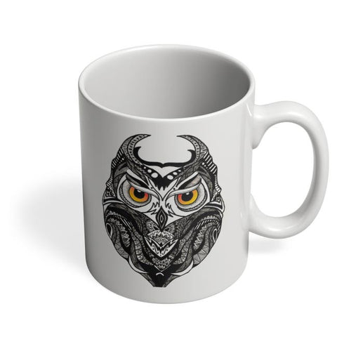 Owl Nightwatcher Coffee Mug Online India