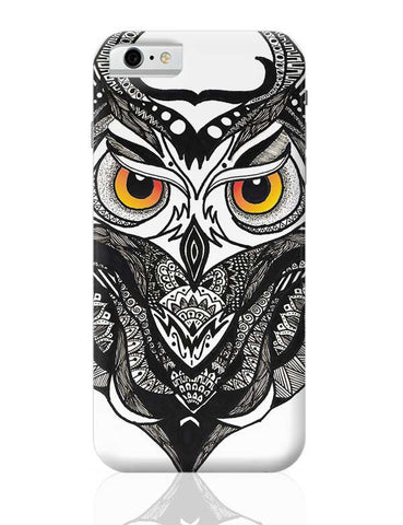 Owl Nightwatcher iPhone 6 / 6S Covers Cases