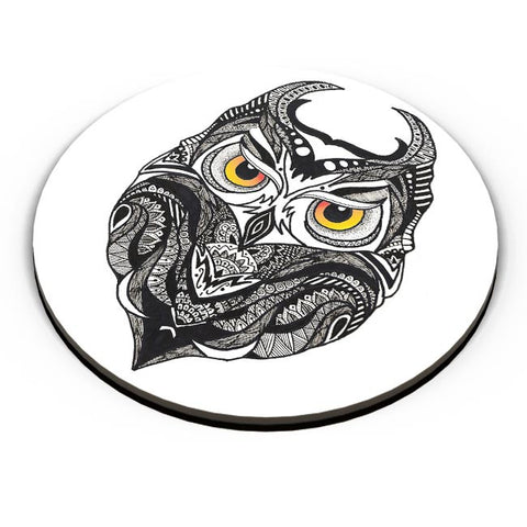Owl Nightwatcher Fridge Magnet Online India