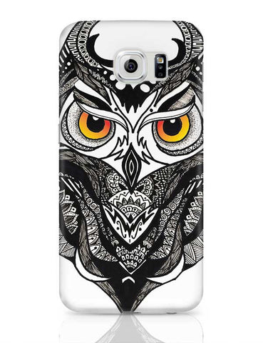 Owl Nightwatcher Samsung Galaxy S6 Covers Cases Online India