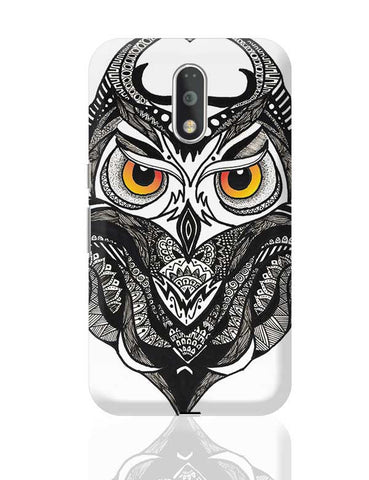Owl Nightwatcher Moto G4 Plus Online India
