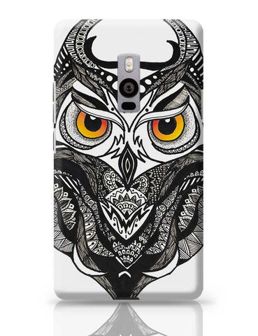 Owl Nightwatcher OnePlus Two Covers Cases Online India