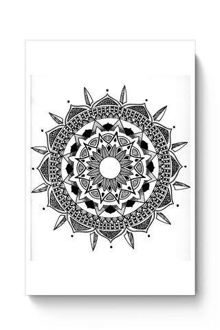 Mandala Flower Poster Online India