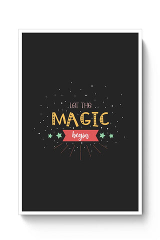 Buy Magic Poster