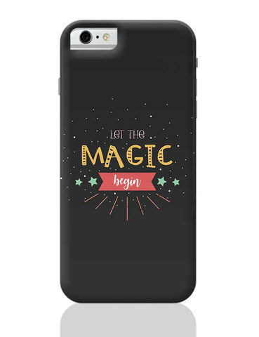 Magic iPhone 6 / 6S Covers Cases