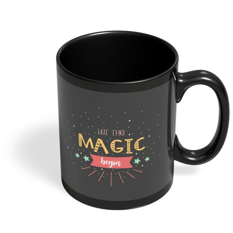Magic Black Coffee Mug Online India