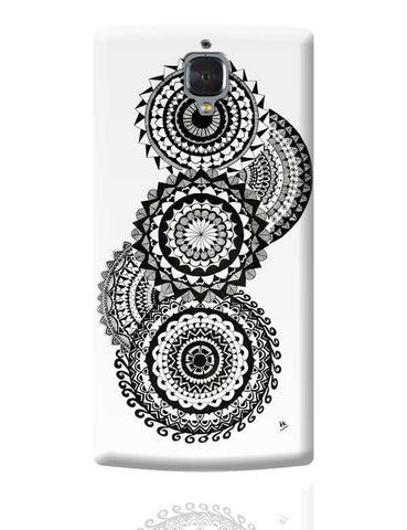 Mandala OnePlus 3 Covers Cases Online India