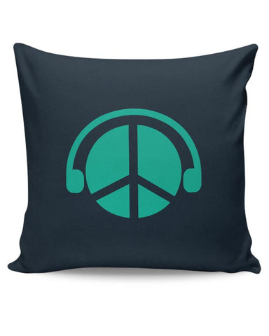 Music Heals Cushion Cover Online India