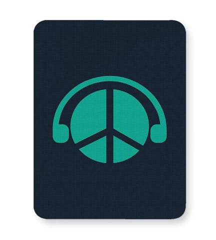 Music Heals Mousepad Online India