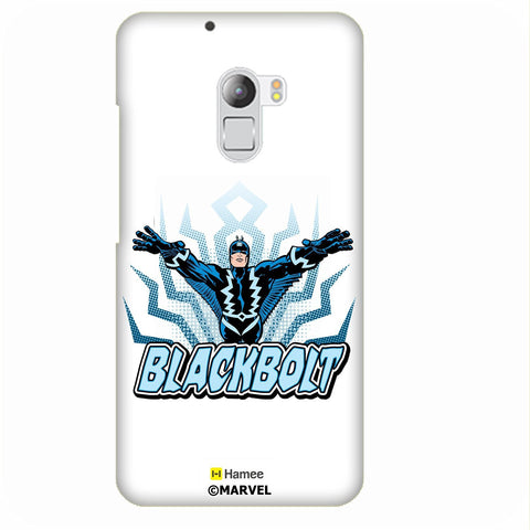 Blackbolt White Lenovo K4 Note/Vibe K4 Note Case Cover