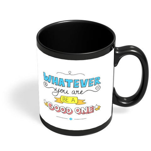Designvale Black Coffee Mug Online India