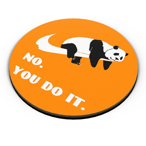 no. you do it Fridge Magnet Online India