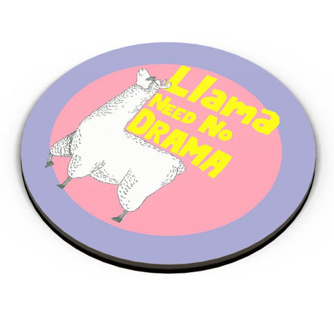 Llama need no drama Fridge Magnet Online India