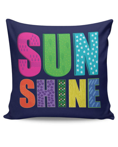 Sunshine Cushion Cover Online India