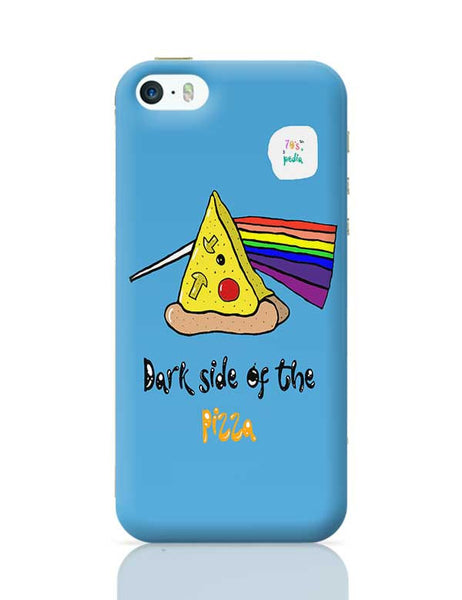 Dark side of the pizza! iPhone 5/5S Covers Cases Online India