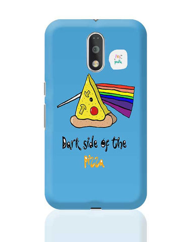 Dark side of the pizza! Moto G4 Plus Online India