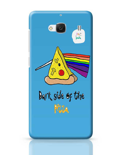 Dark side of the pizza! Redmi 2 / Redmi 2 Prime Covers Cases Online India