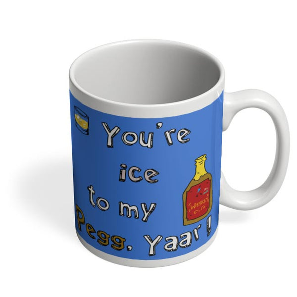 Pegg yaar! Coffee Mug Online India