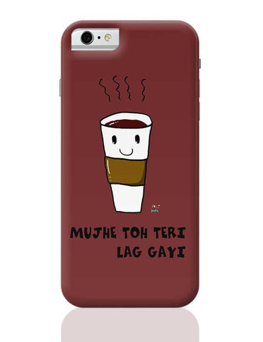 Latte lag gayi iPhone 6 / 6S Covers Cases