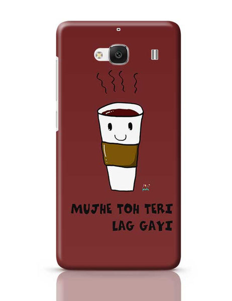 Latte lag gayi Redmi 2 / Redmi 2 Prime Covers Cases Online India