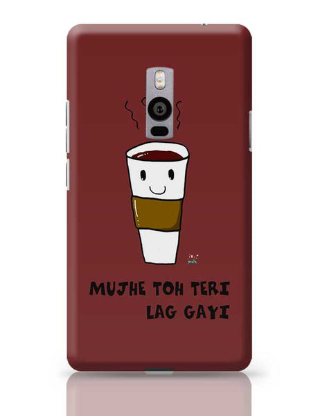 Latte lag gayi OnePlus Two Covers Cases Online India