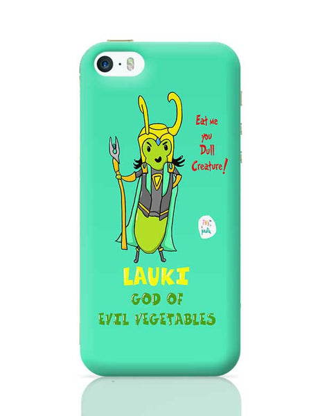 lauki, the evil god iPhone 5/5S Covers Cases Online India