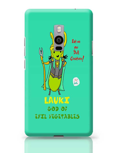 lauki, the evil god OnePlus Two Covers Cases Online India