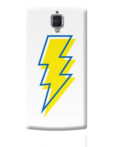 Thunder OnePlus 3 Covers Cases Online India