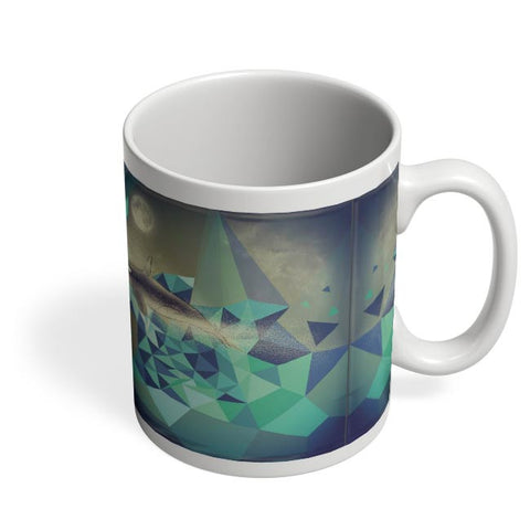 Flying Whale Coffee Mug Online India